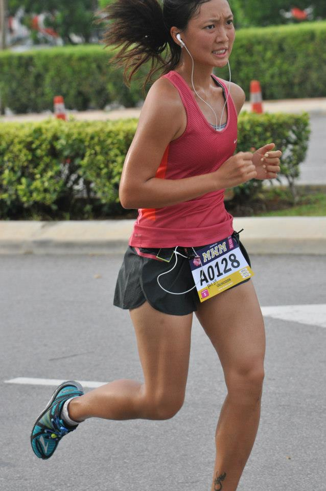 Malaysia Women Marathon 2013